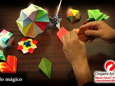 Origami Art Paper - Círculo Mágico
