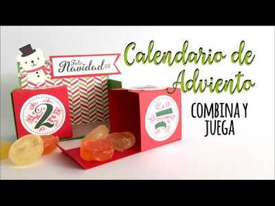 XMAS SERIES 2015: CALENDARIO DE ADVIENTO - ADVENT CALENDAR