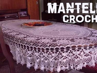 Manteles - Tejidos a Crochet