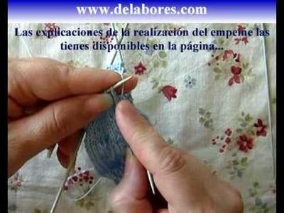 58. Tutorial para tejer calcetines con 5 agujas (4.4)