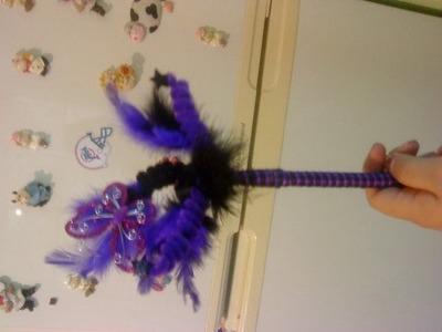 Como decorar una pluma