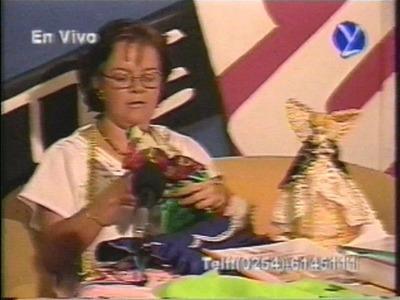 Elizabeth De Abreu - Cenefa Decorativa 2