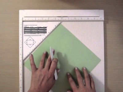 Tabla de hendido de Martha Stewart Crafts (Scoring board)