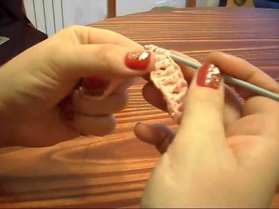 Video 5: Crochet. Punto Doble Vareta.