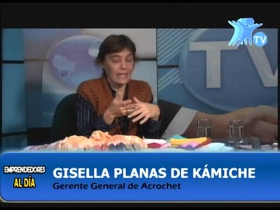 Tejido a crochet: Acrochet - Gisella Planas de Kámiche