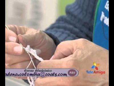 Teleamiga   Aprenda y Venda Crochet