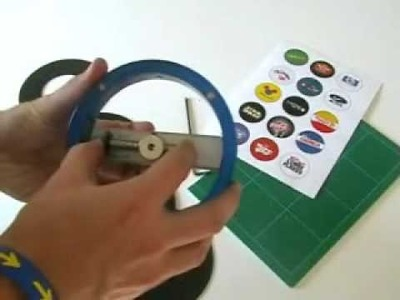 Cortador de Papel circular con plantillas (Modelo CM1500)
