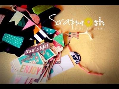 Material para Scrapbook-INTERCAMBIO ♥