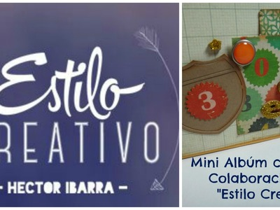 Tutorial mini album con sobres - Scrapbook en español * C