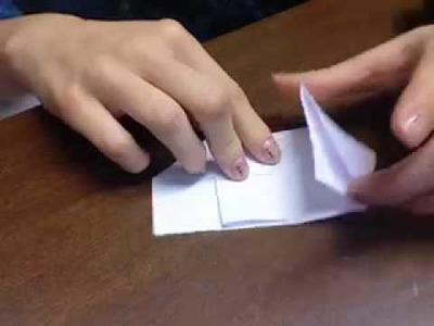 Corona de papel (Origami)