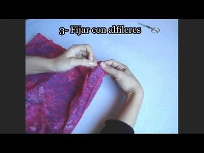 DIY mono ensayo danza oriental   belly dance training costume