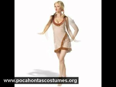 Halloween Costume Ideas: Pocahontas Costumes - Pocahontascostumes.org