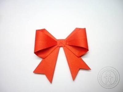 Lazo de origami