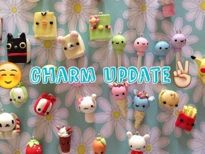 Actualización de Figuritas de Porcelana Fría y Arcilla Polimerica.Polymer Clay Charm Update
