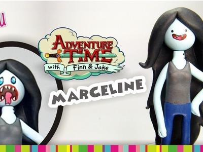 (CLOSED CONTEST) Marceline Polymer Clay. (CONCURSO CERRADO) Marceline de Arcilla Polimérica