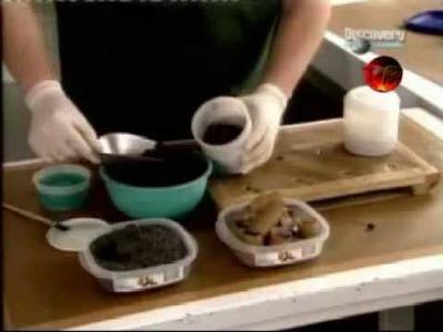 Como se fabrica fuego artificial