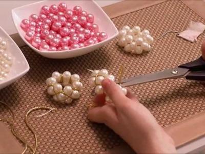 DIY: Prendedor de guardanapos com pérolas