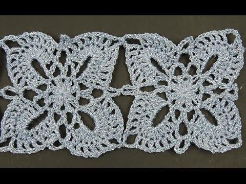 Crochet: Cuadrado # 11