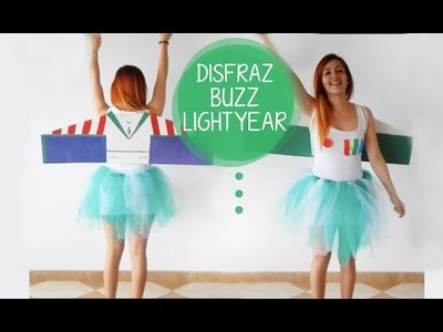 Disfraz buzz lightyear DIY súper fácil -Mirrormirror