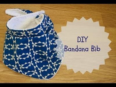 DIY - Como hacer un babero bandana | DIY with Manneken