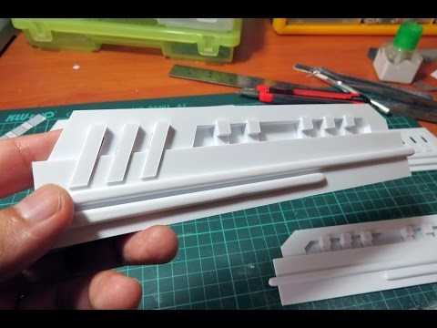 Part3 - DIY DC-17 Clone Trooper Hand Blaster