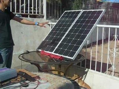 Instalacion Solar Interconexion de Red CFE energia solar