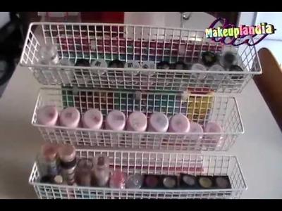 Organizador de pigmentos o esmaltes de uñas¡¡