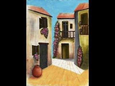 Pintura sobre tela año 07 zulema