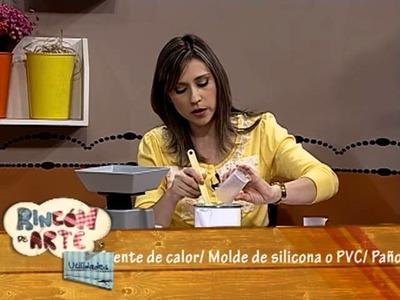 Como hacer jabones artesanales de chocolate