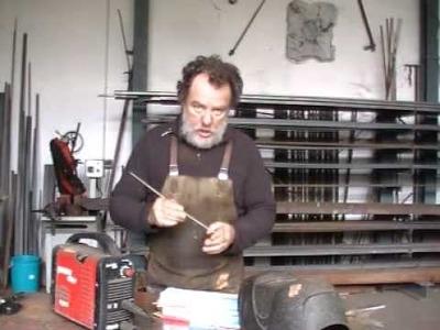 Curso de soldadura gratis 4 escultura en hierro 39