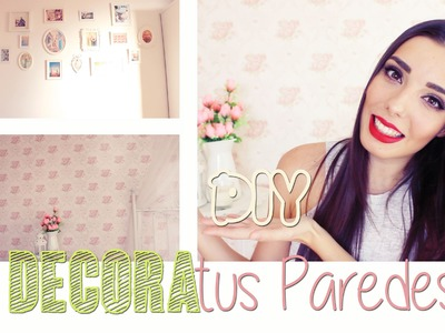 DIY ♡ Decora tus paredes | A Little Too Often