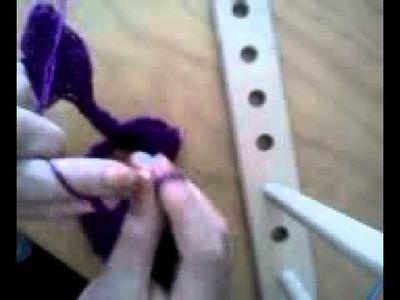 Bluson teido a dedos 2a parte