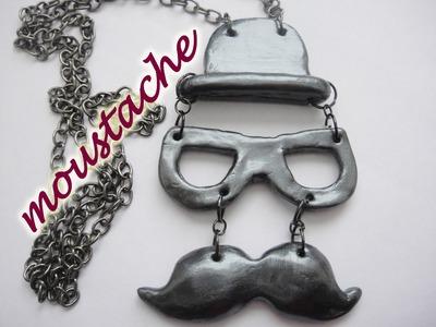 DIY♥Crea tus accesorios Moustache et chapeau