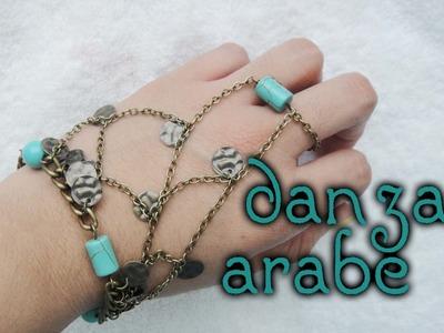 DIY♥Pulsera de danza Arabe