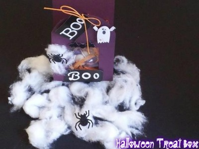 Especial De Halloween (Treat Box) Dulcero Original