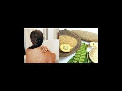 Exfoliante de almendras y flores,pieles secas y delicadas. Exfoliate your face all natural. ecodaisy