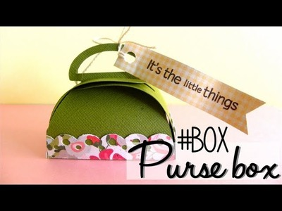 Purse box - Caja bolso