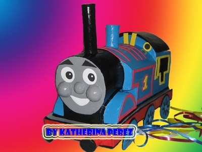THOMAS TRAIN PINATA.THOMAS TREIN PINATA. PINATA TREN THOMAS