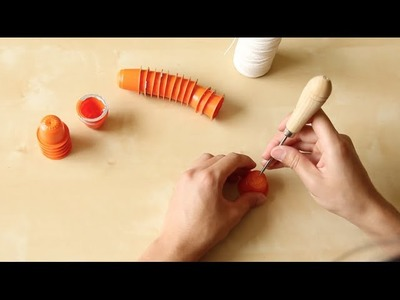 5 Juguetes hechos con objetos reciclados