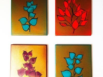 Cómo hacer cuadros para decorar o regalar fácil y rápido
