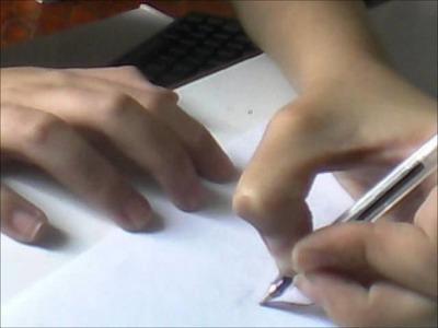 Como dibujar un Mostacho