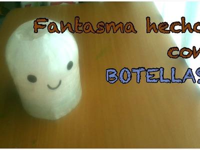 """""""FANTASMA HECHO CON UNA BOTELLA"""" #4 (HALLOWEEN) - Conse"""