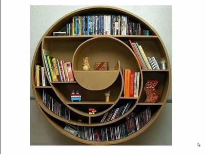 Ideas ecologicas: muebles con materiales reciclados