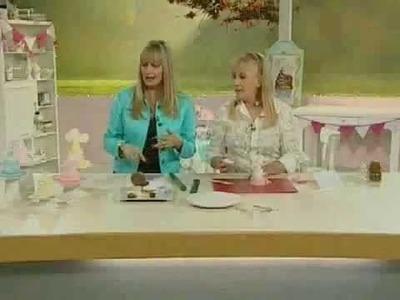 Mini tortas para quince años - Herminia y Paula -