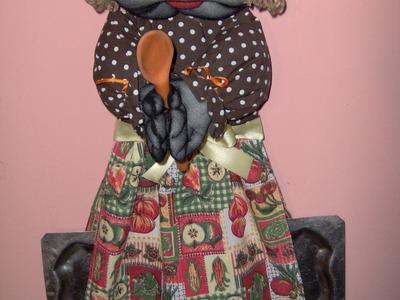 Muñecos soft . Negrita porta bandejas. .proyecto 118