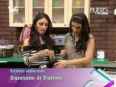 Organizador de Diademas (METVC)