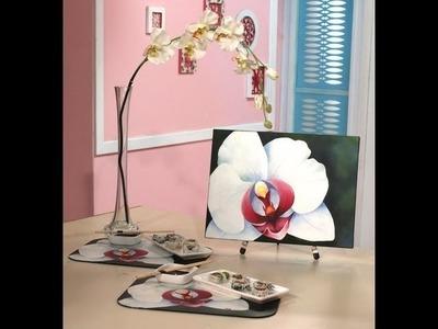 Pintar flores, pintura decorativa - Mabel Blanco