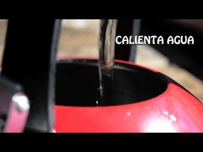 Receta Chef Oropeza Flan de licor de café