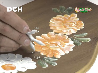 8° Clase de Pintura Decorativa