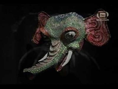 Arte Mexicano -- Alebrijes y Cartoneria